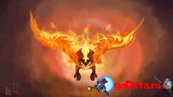 Предметы против Феникса