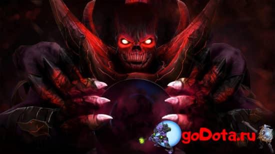 Предметы против Шадоу Демона