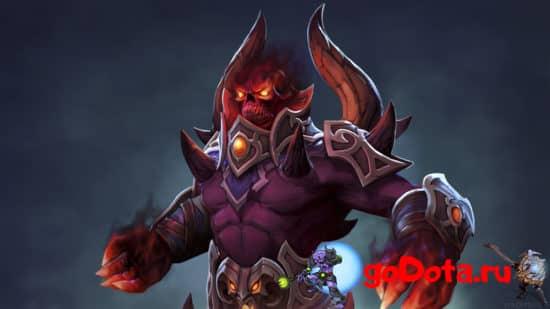 Герои против Шадоу Демона