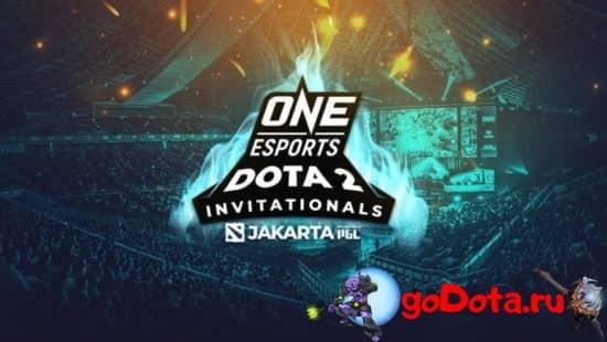 One Esports Jakarta Invitational