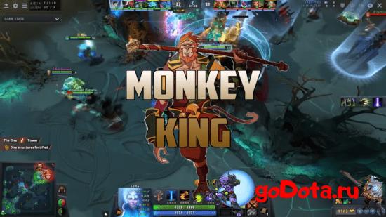 Контр Пики Monkey King в патче 7.26c