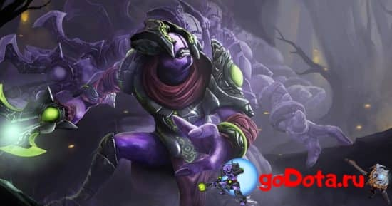 Аркана на Faceless Void