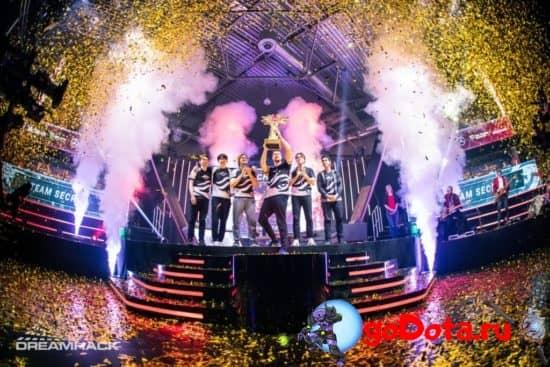 Дорога Team Secret к победе в 8 турнирах подряд