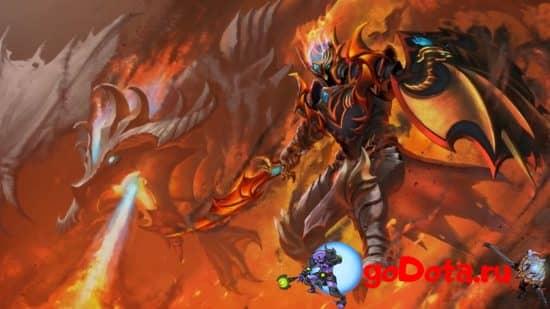 Потенциальный предмет на Dragon Knight из Immortal Treasure III 2020