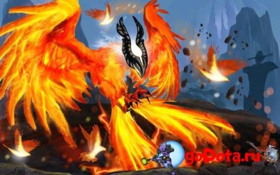 Phoenix для лута жетонов