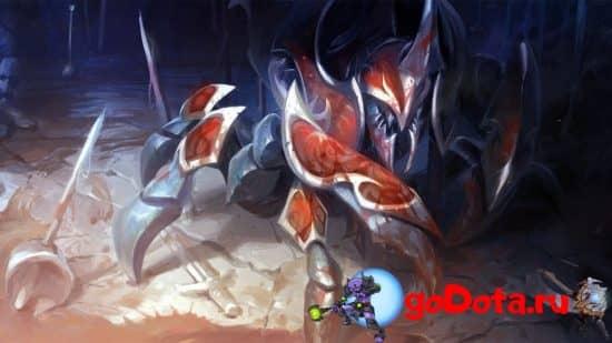Nyx Assassin в патче 7.28а
