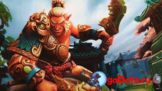 Troll Warlord в 7.28b