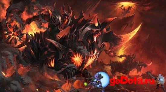 Chaos Knight в патче 7.28b
